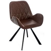 Стул Winston CColl T-860-1 brown leather